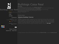 Canil Bulldogs Casa Real
